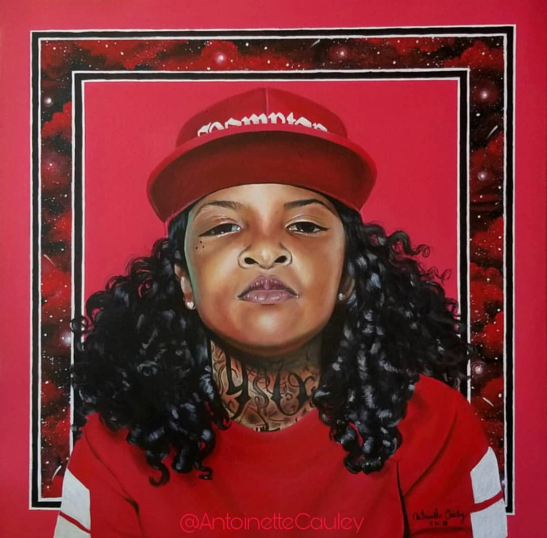 """Still Brazy"" by Antoinette Cauley"