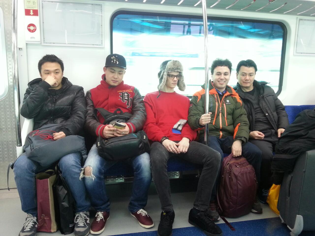 Korea Team #2