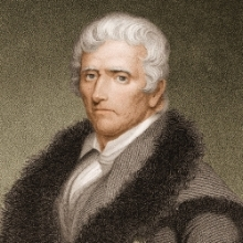 Daniel Boone, the actual guy