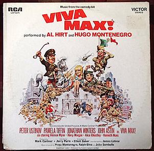 Viva Max Poster