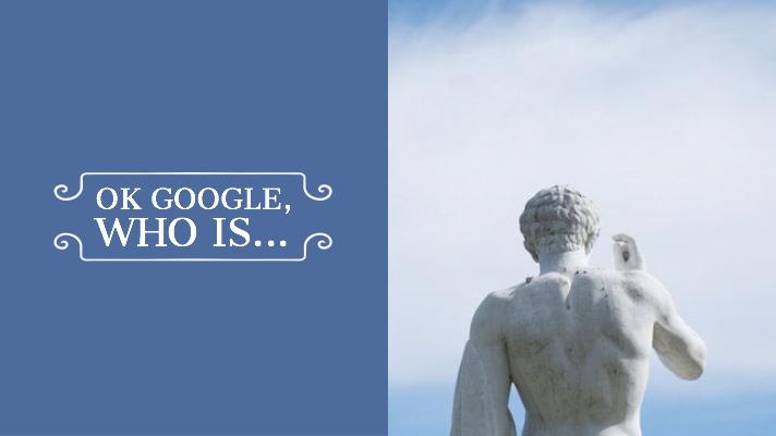 Ok Google, who is homer?