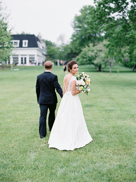 elegant - langdon hall wedding