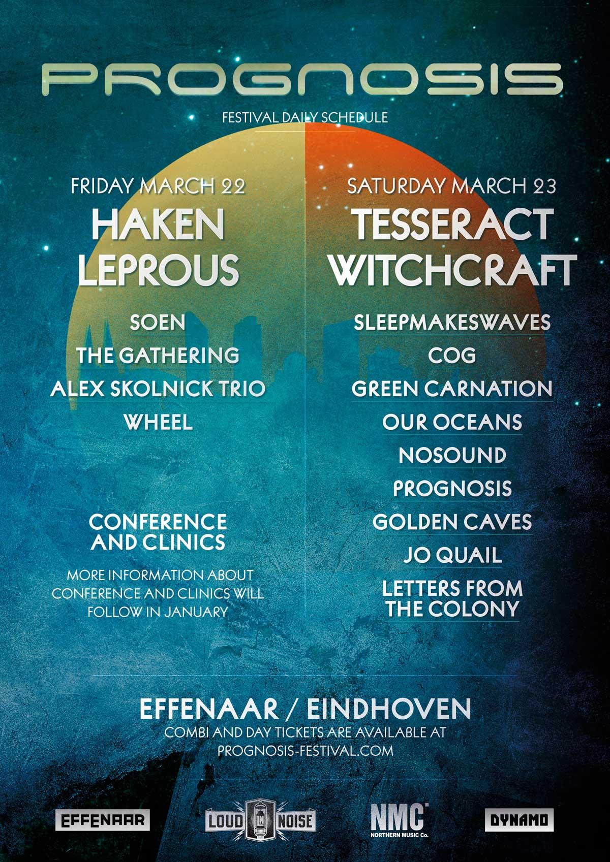 Prognosis Festival - Eindhoven, Netherlands