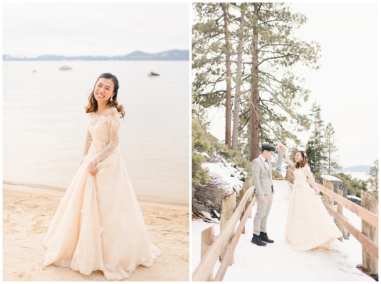 Lake Tahoe Engagement. Ginny and Wilson. 5