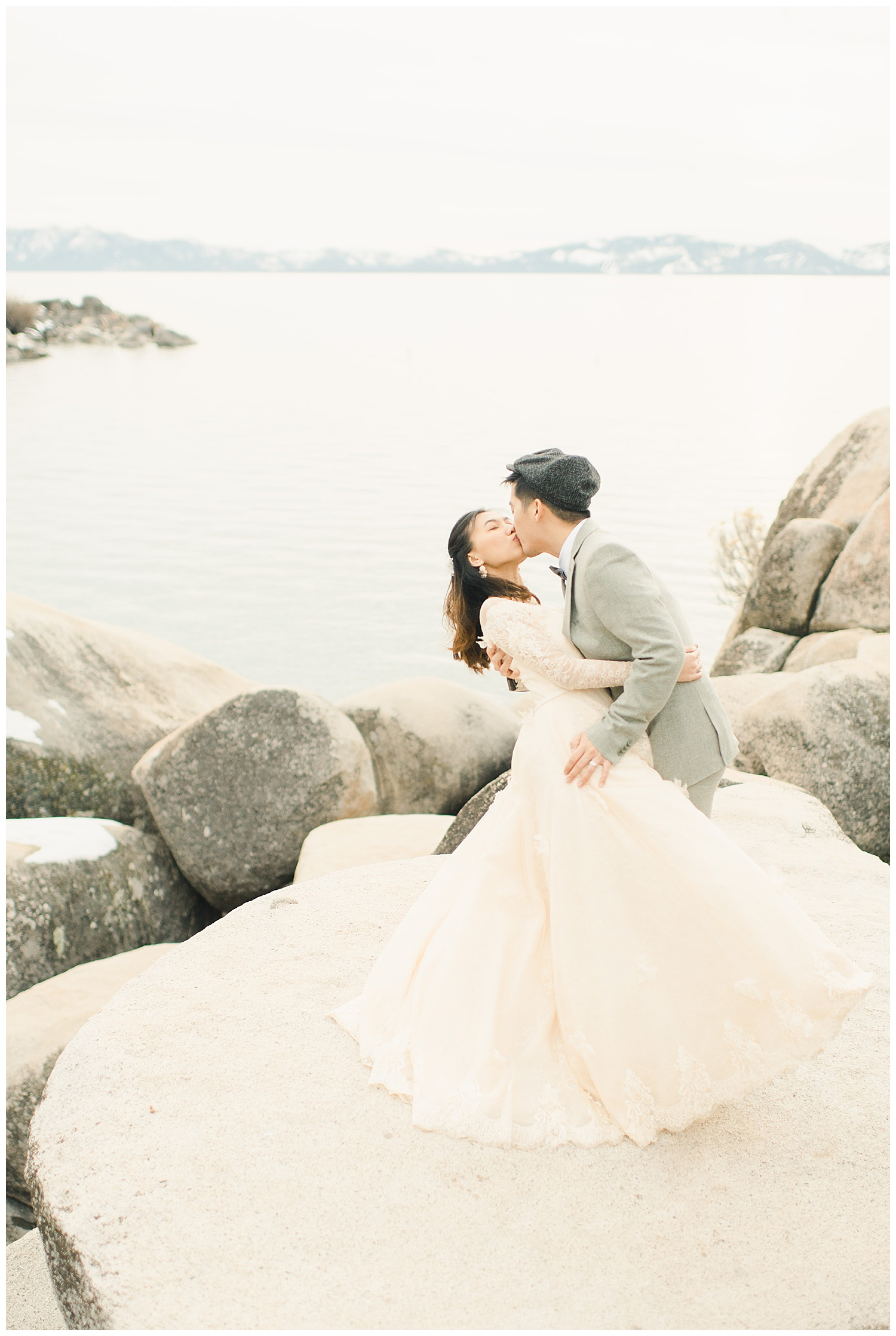 Lake Tahoe Engagement. Ginny and Wilson. 16
