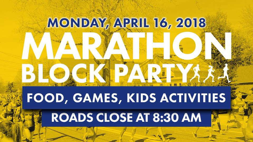The Boston Marathon is a big deal in Natick and Milestone Church is right on the running route. Despite terrible weather on the day of the Marathon that changed some of their plans for a block party, they still opened their facility and had a food truck for people to enjoy!