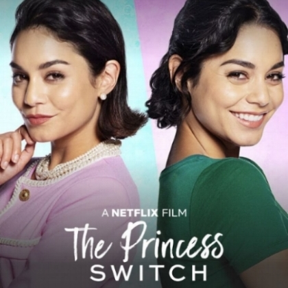 The Princess Switch Movie Cover