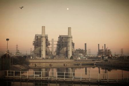long beach power plant -
