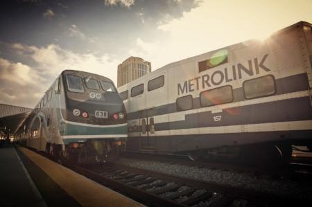 san diego metrolink -