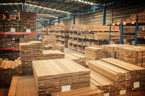 lumber supplies -