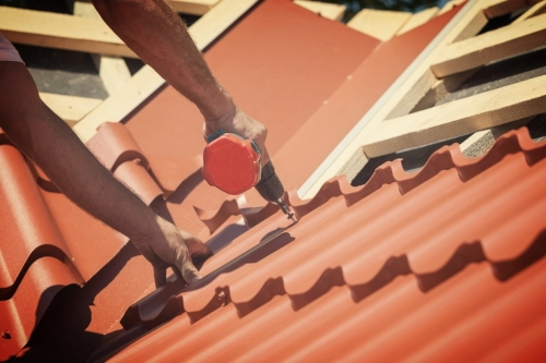 roofing materials -