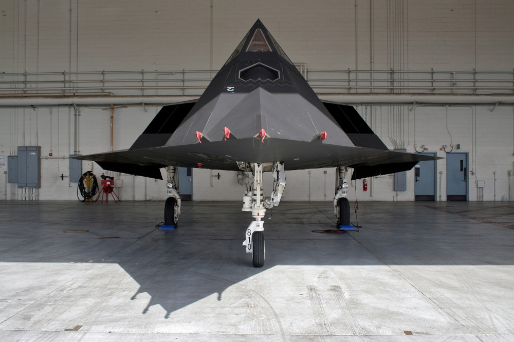 F-117 Stealth Fighter @ MCAS Miramar