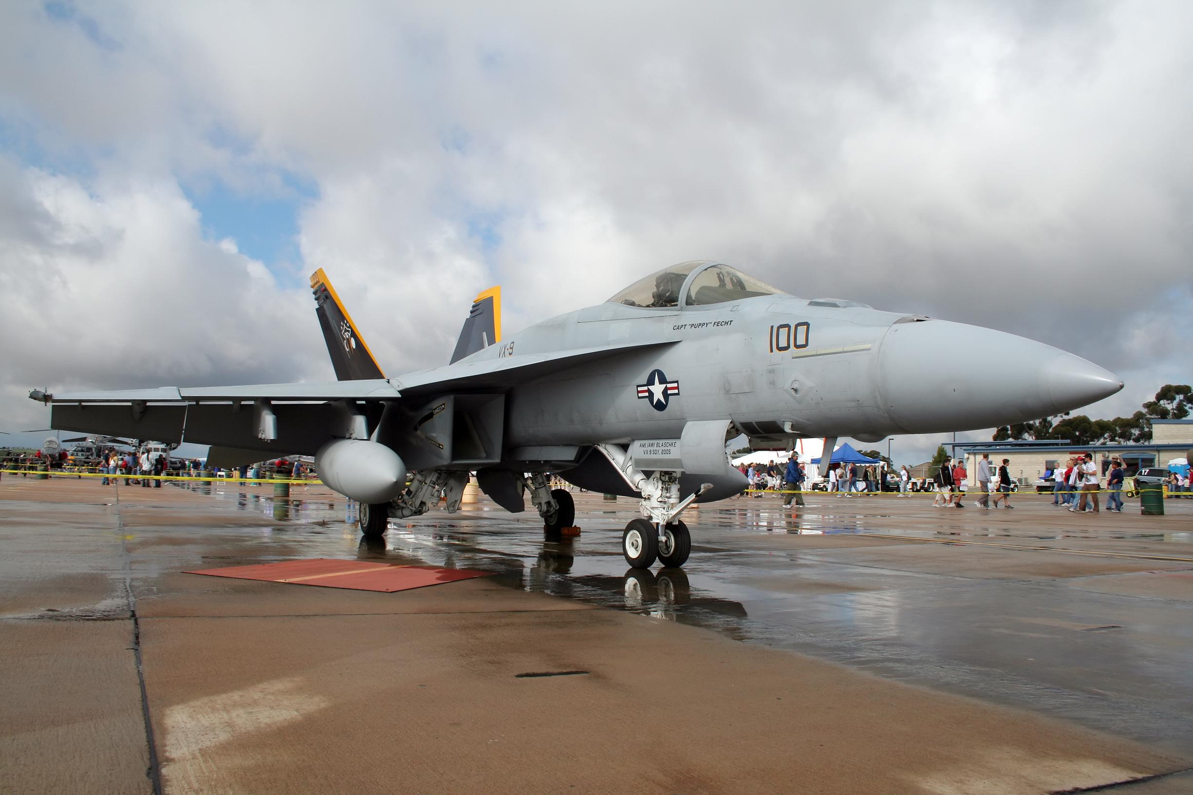 F-18 Super Hornet @MCAS Miramar