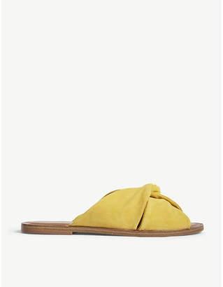 ALDO Sessame suede flat sandals