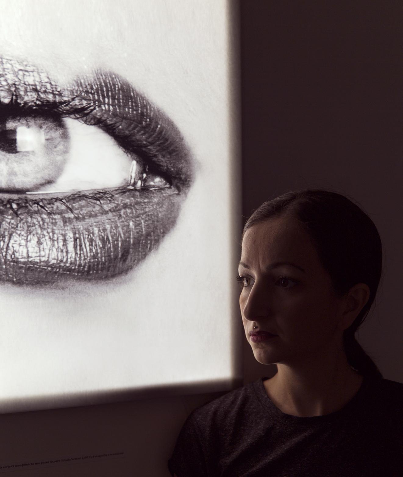 Portrait by Francesco Banci