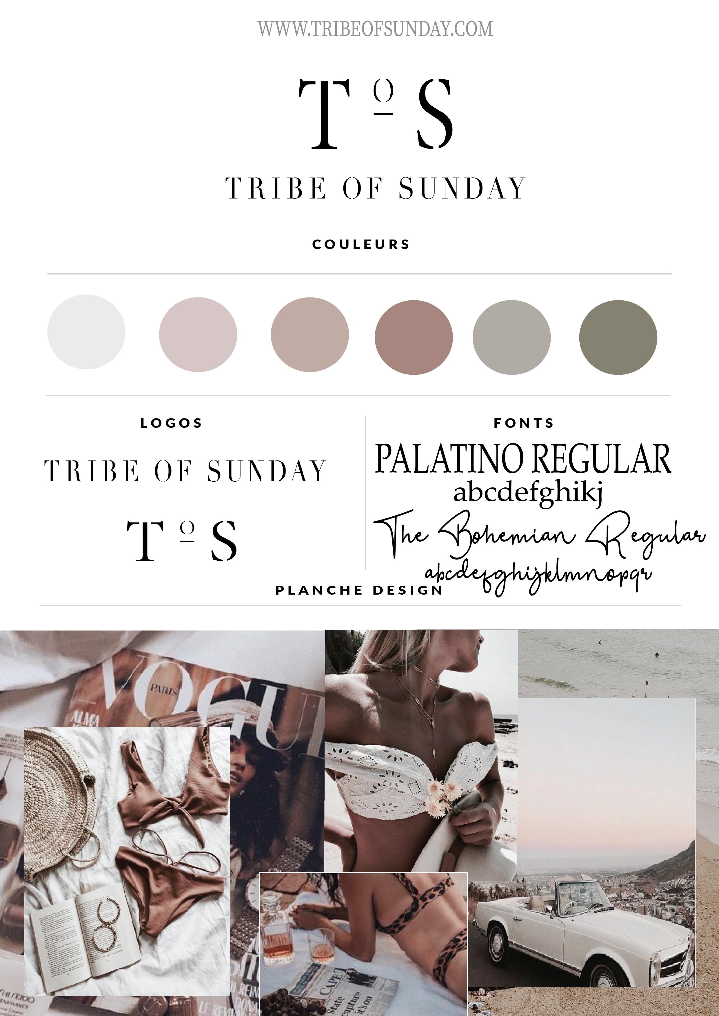 Tribe of Sunday