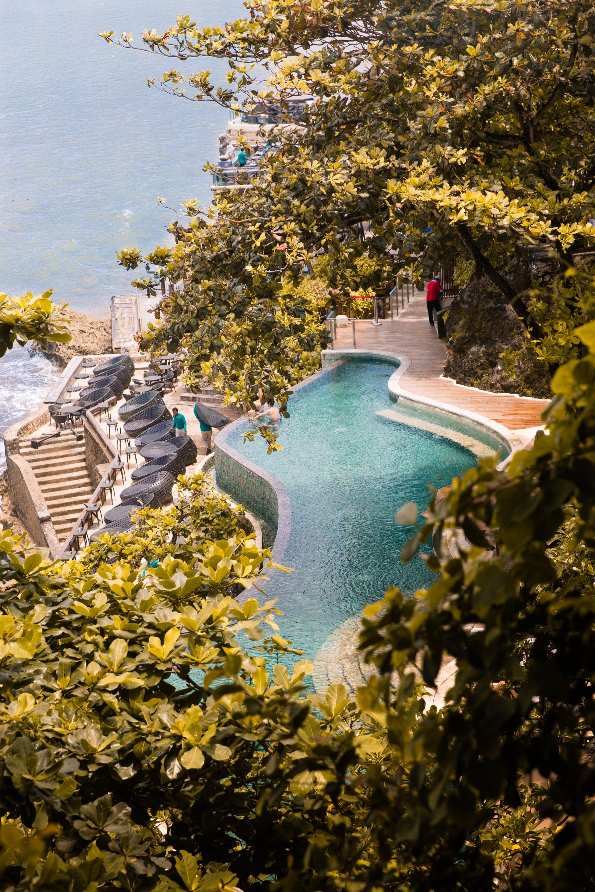 AYANA Villas & Resort Pool