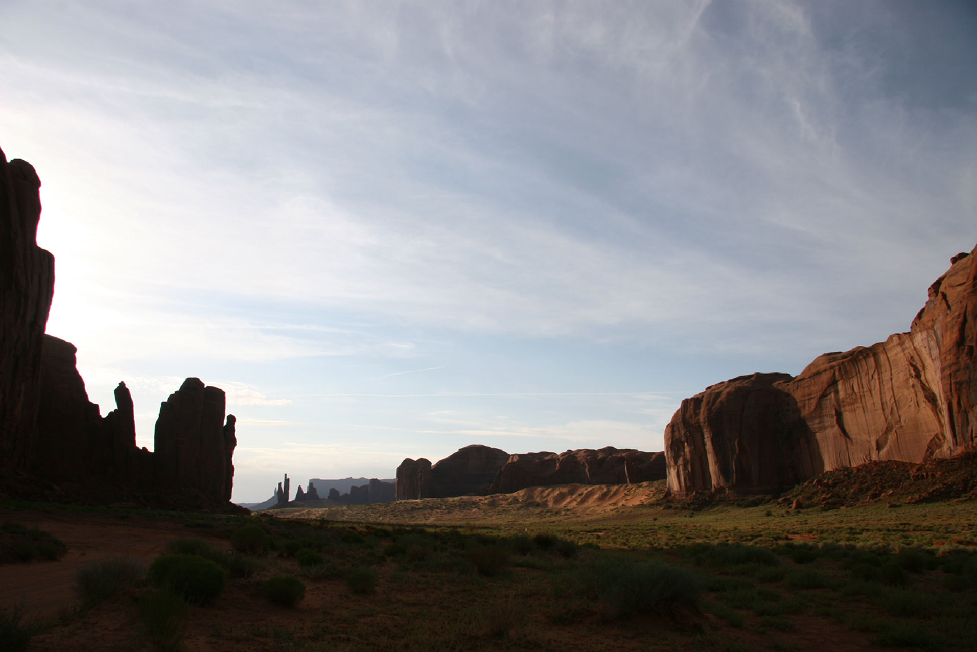 Fig.1 - Monument Valley