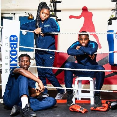 The Boxing Academy -