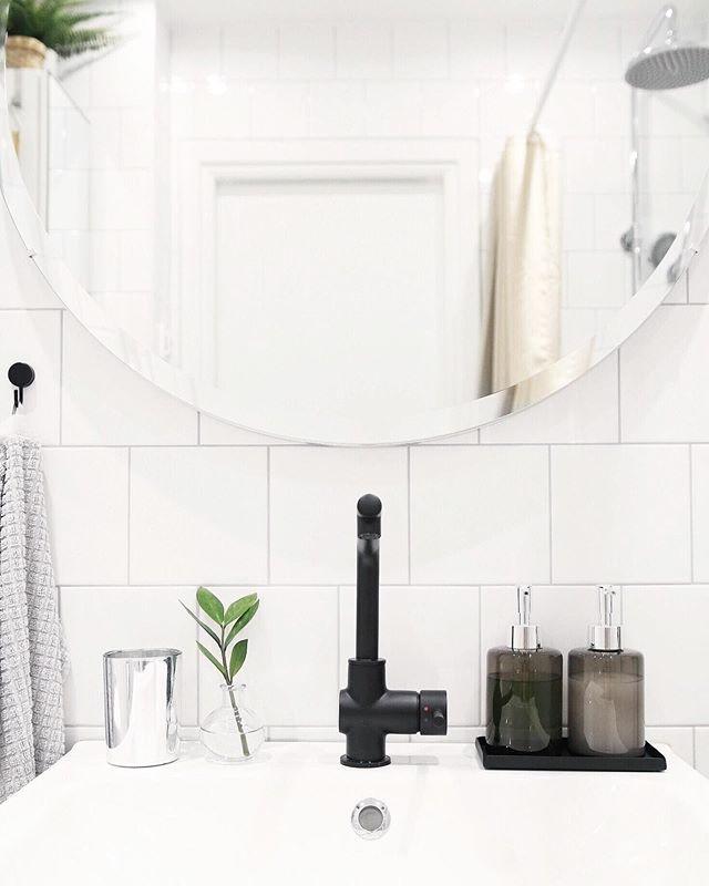 🌿 . . #lagerhaus #mittpersonligahem #ikea #ikeabathroom #hm #hmhome