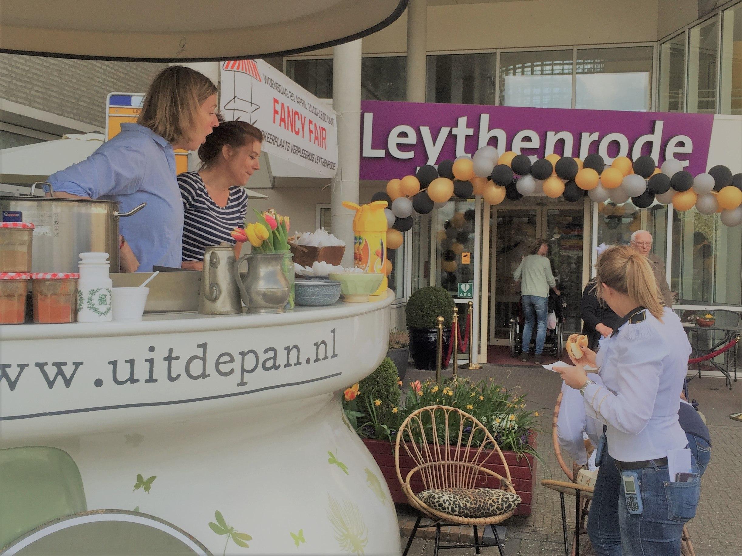 Bedrijfsevent Leythenrode