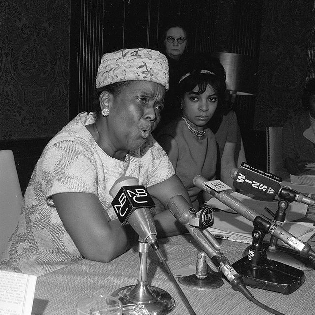 "Ella Baker (December 13, 1903 – December 13, 1986) Civil Rights Activist and Champion for a new generation. Today, we celebrate her life and lessons. ""In order for us as poor and oppressed people to become a part of a society that is meaningful, the system under which we now exist has to be radically changed. It means facing a system that does not lend itself to your needs and devising means by which you can change that system. That is easier said than done."""