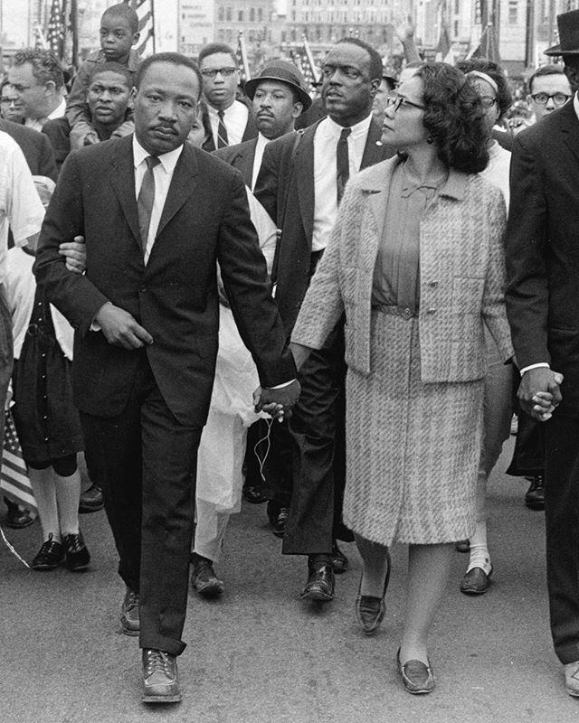 """In 1967, Dr. Martin Luther King Jr. spoke to a group of students at Barratt Junior High School in Philadelphia, Pennsylvania. He encouraged them to include three things in their life's blueprint:  1. """" A deep belief in your own dignity, your own worth, and your own somebodiness."""" 2. """"The determination to achieve excellence in your various fields of endeavor."""" 3. """"A commitment to the eternal principles of beauty, love, and justice."""" Today, let us honor Dr. King not only with our words but with our actions. Let us show love to those around us, let us make personal contributions to the betterment of society, and let us be participants in the realization of democracy. #mlkday"""