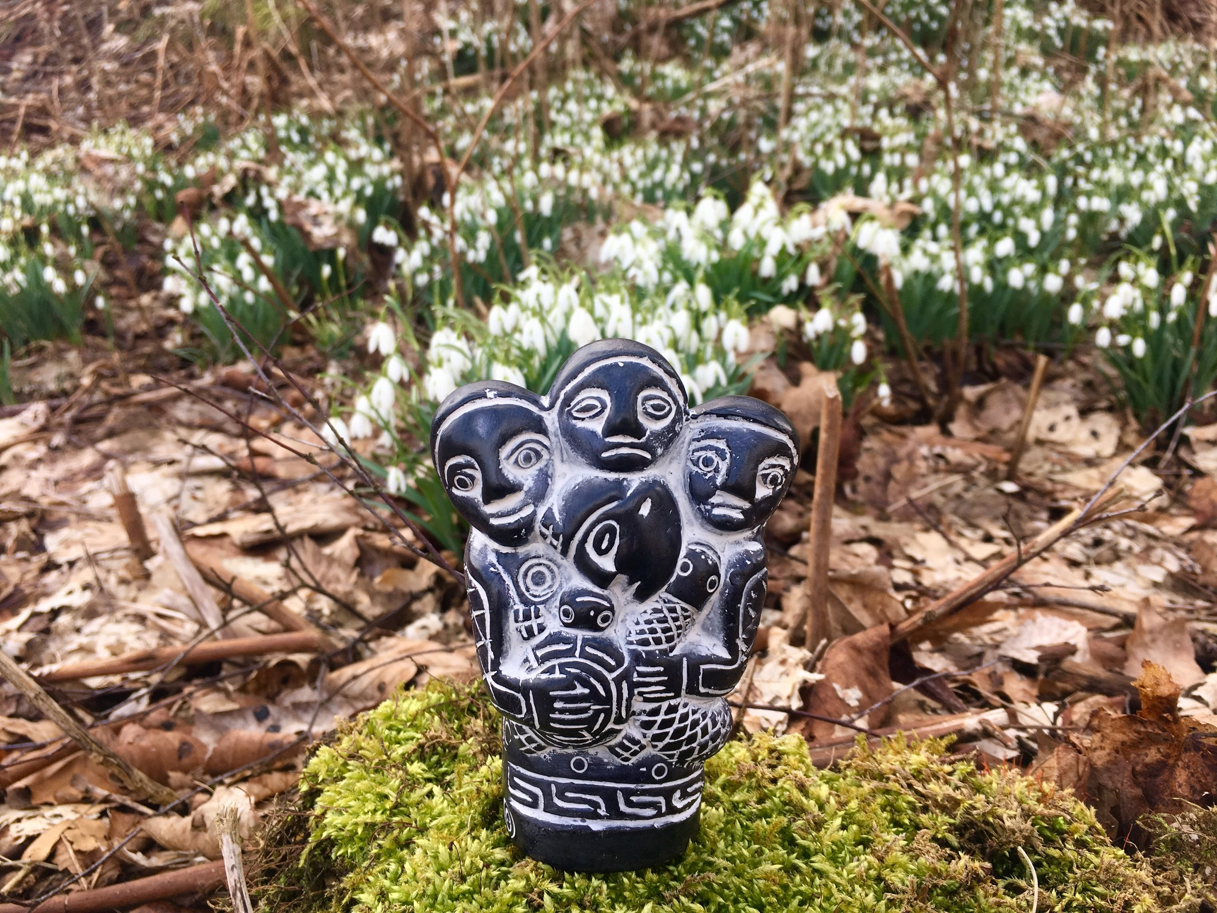 Celebrating Mothering Sunday (and Mother Earth!) with the Incan Pachamama ('Earth Mother')