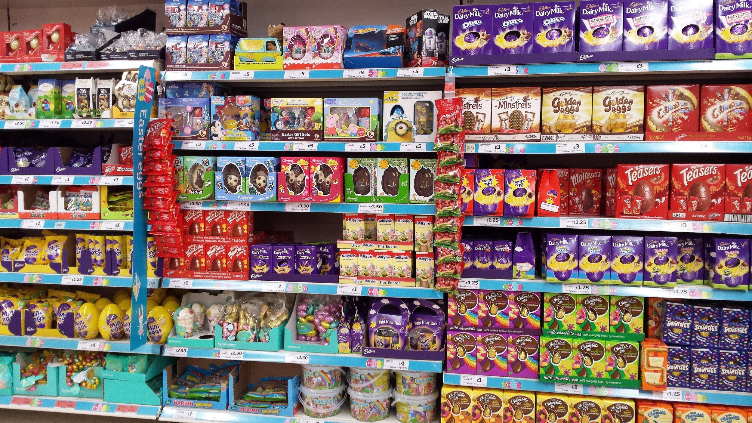 Photo from: http://happy-easter.info/wp-content/uploads/Pics/01/Chocolate%20Easter%20Eggs%20Uk%20(05).jpg