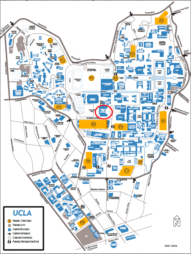 ucla campus map parking Where To Stay Asxl Rare Research Endowment Foundation