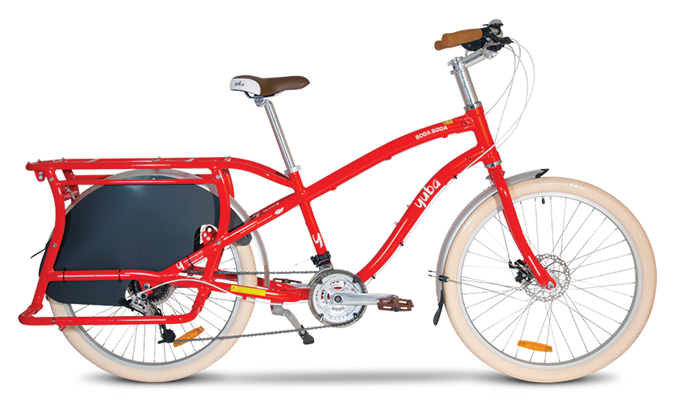 Help Santa… - Call or visit Tall Tree Cycles today to ensure the Yuba Cargo Bike of your dreams is under (or next to) your tree on December 25th.