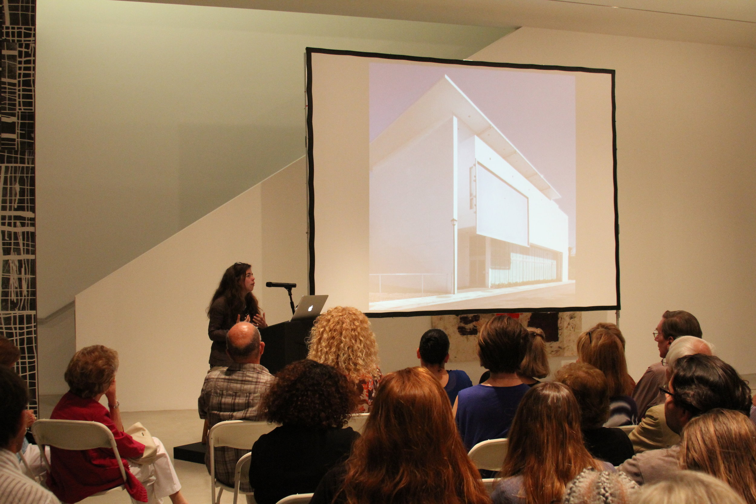 FAILURE AND SUCCESS: LECTURE WITH KATY SIEGEL
