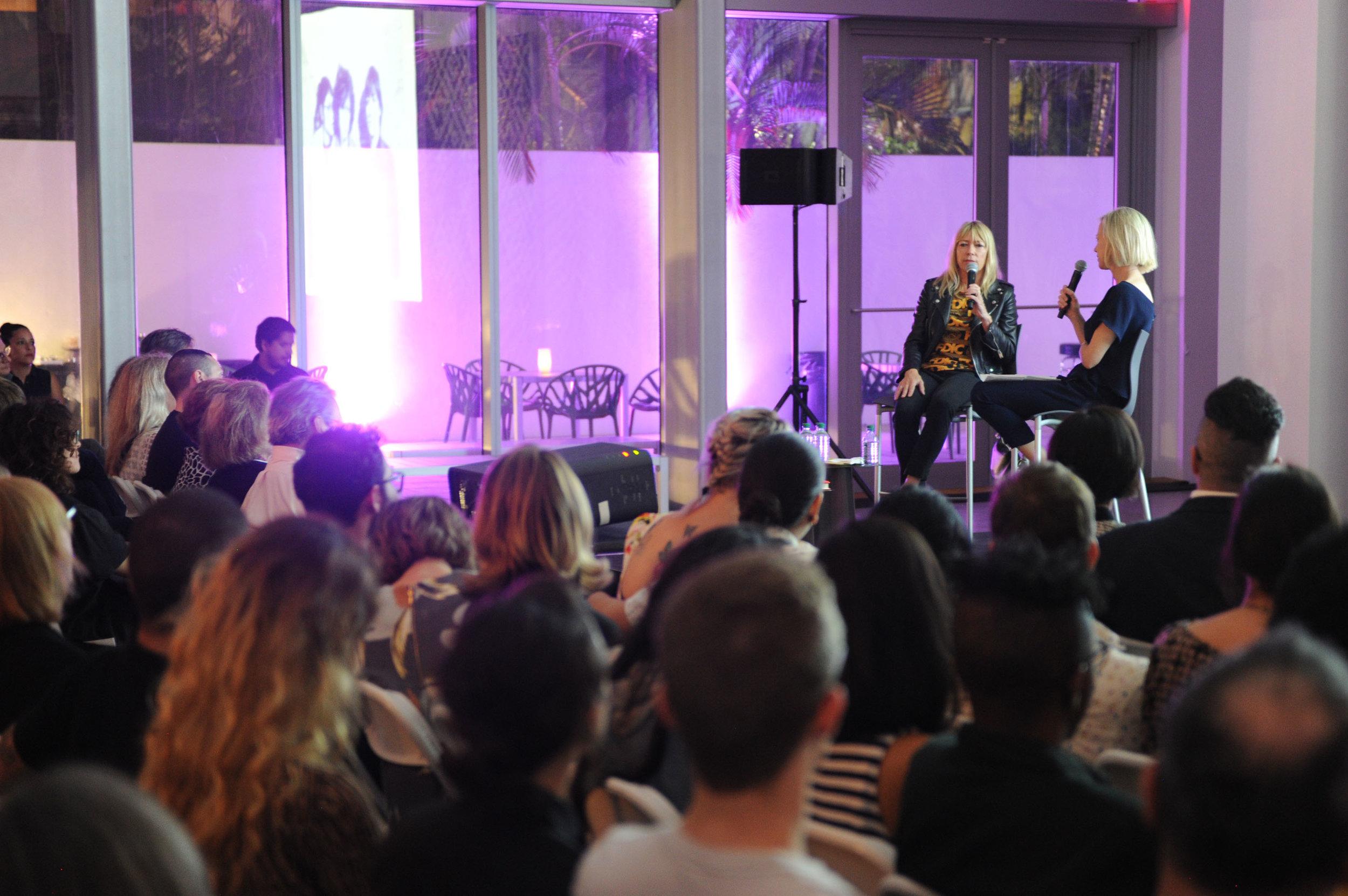 Kim Gordon & Amanda Keeley speaking11.jpg
