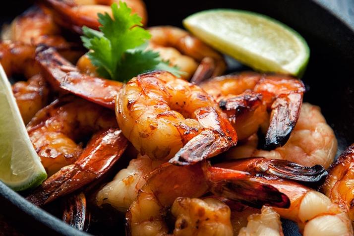 The Isle of Eight Flags Shrimp Festival in Fernandina Beach, Florida.
