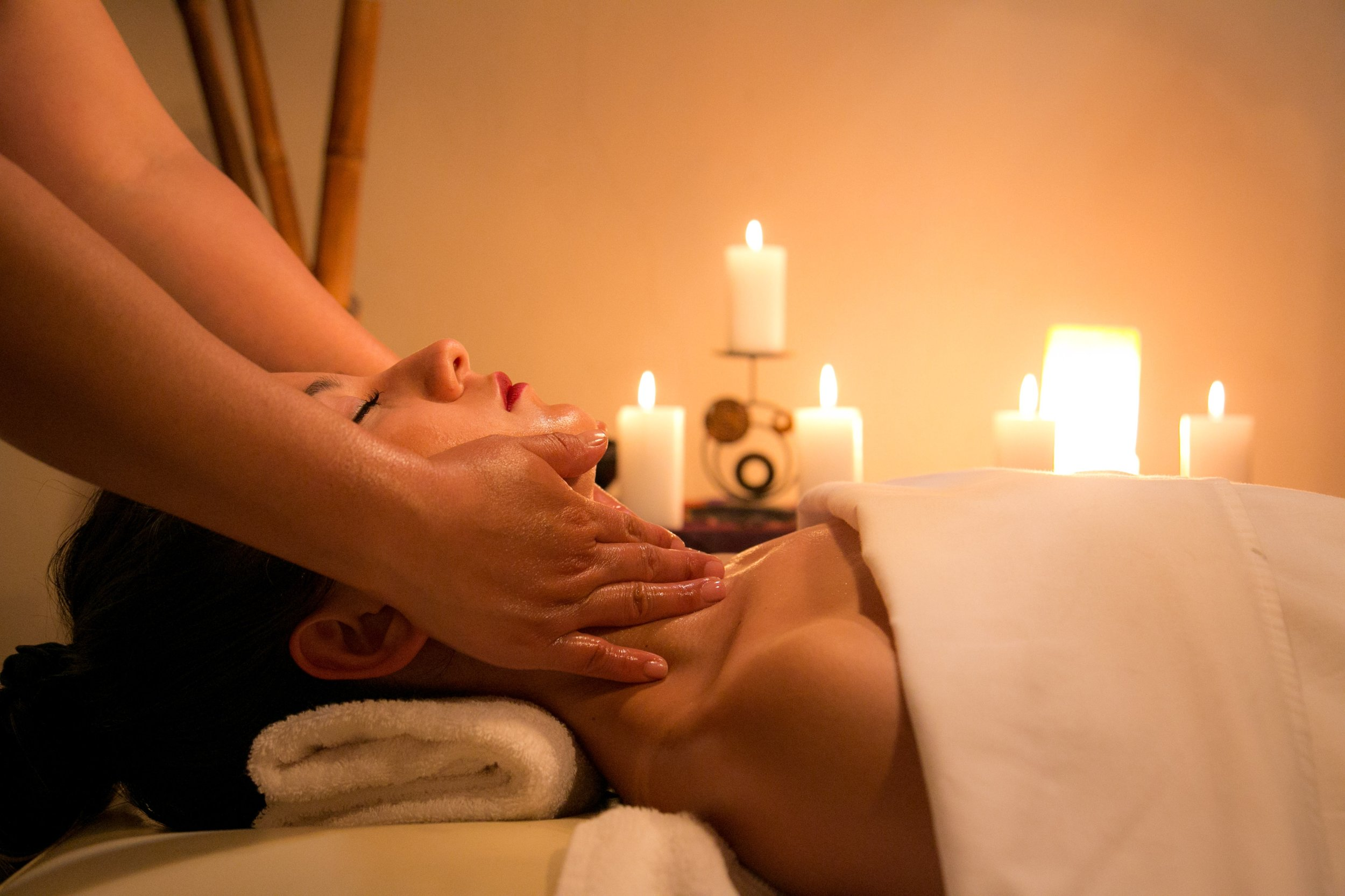 Treat Yourself - See our range of pampering options ➤