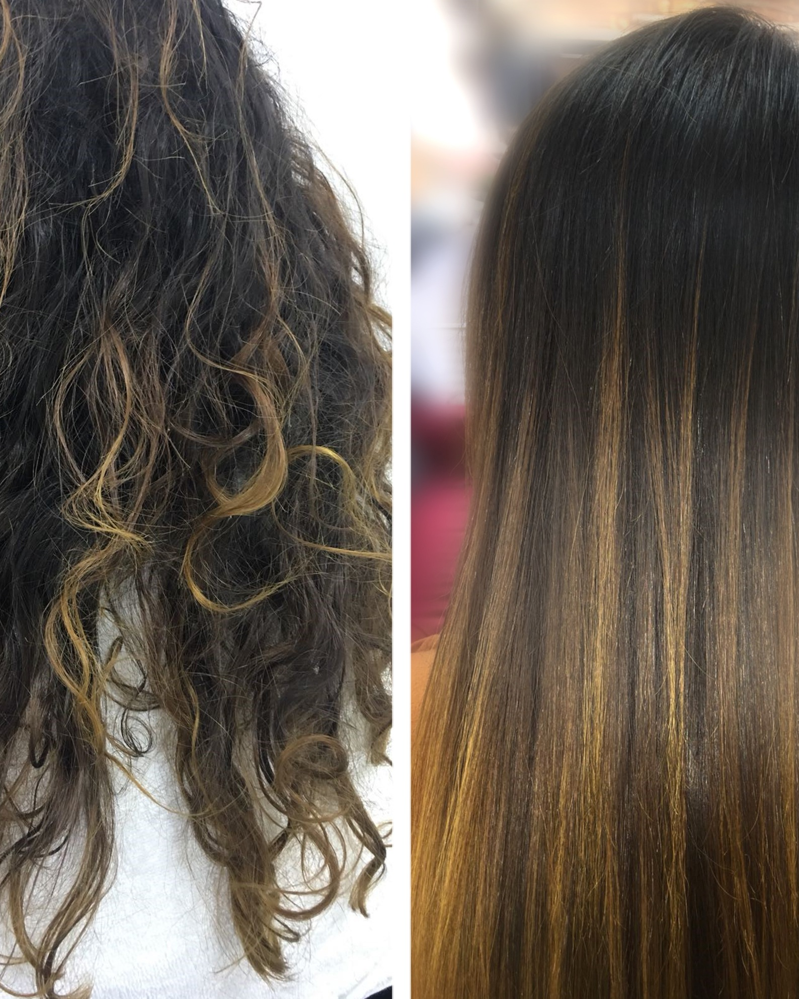 12 weeks of Frizz Free hair? - Toned, elastic, smooth, soft, detangled, humidity-proof, frizz controlled and manageable hair