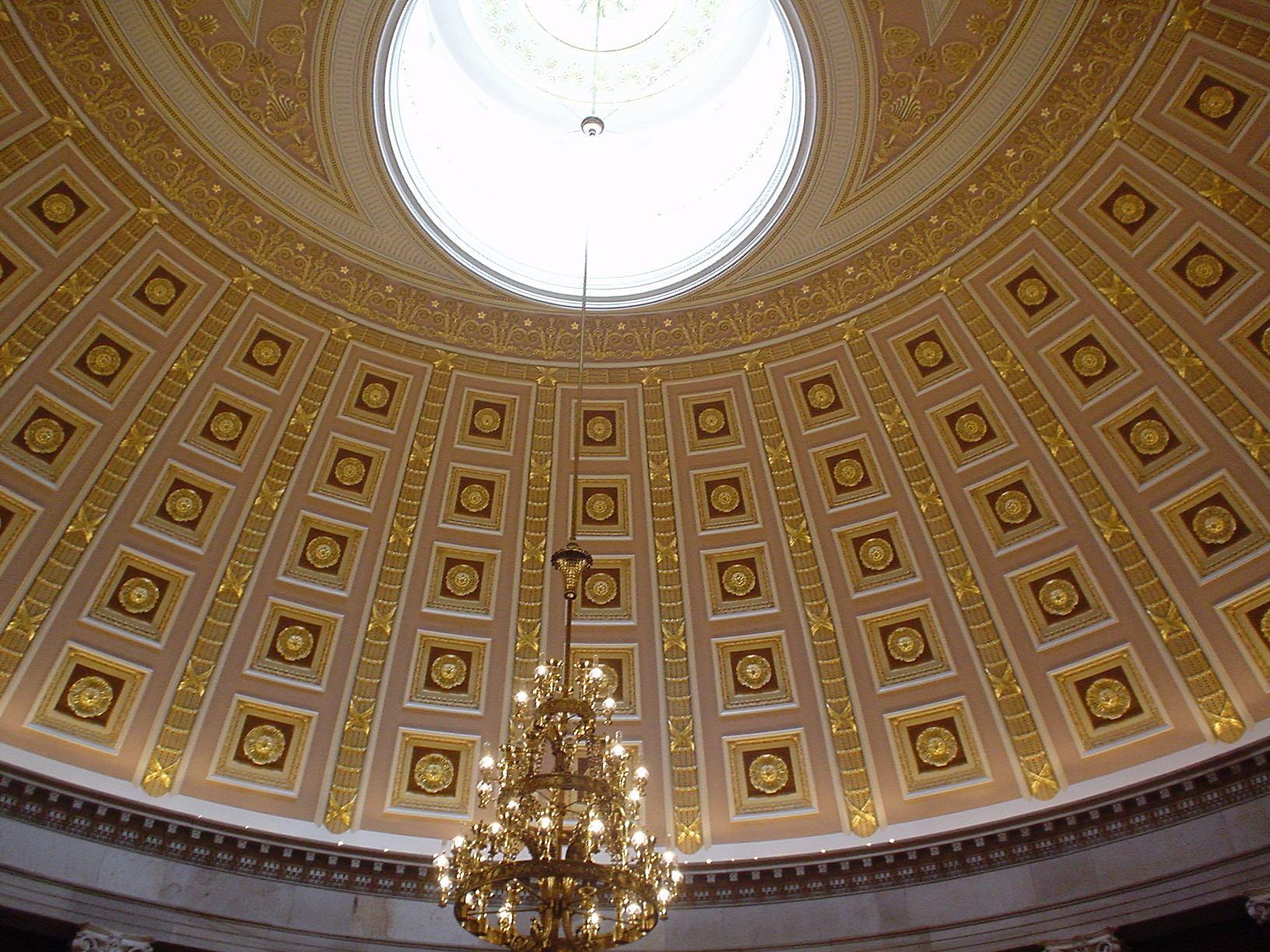 U.S. Capitol Interior -