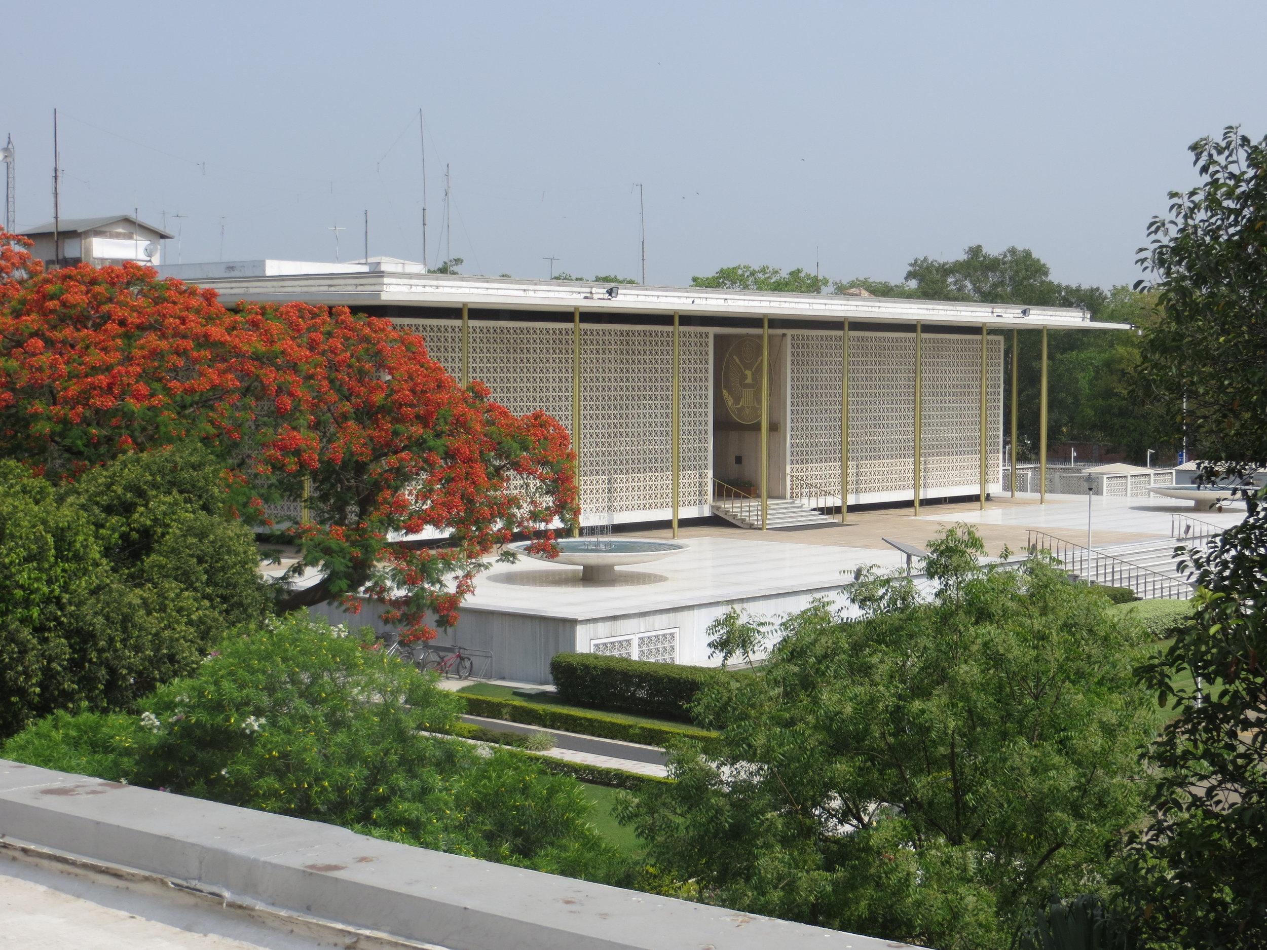 U.S. Embassy, New Delhi -