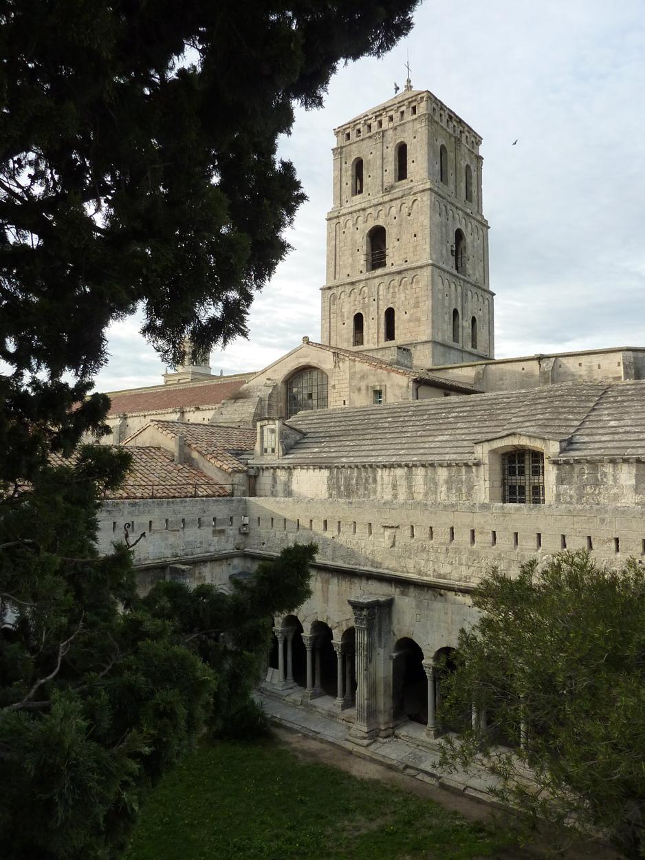 St. Trophime Cloister