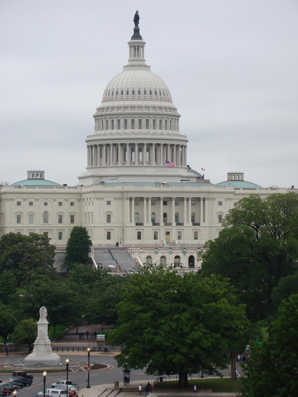 U.S. Capitol - Marble