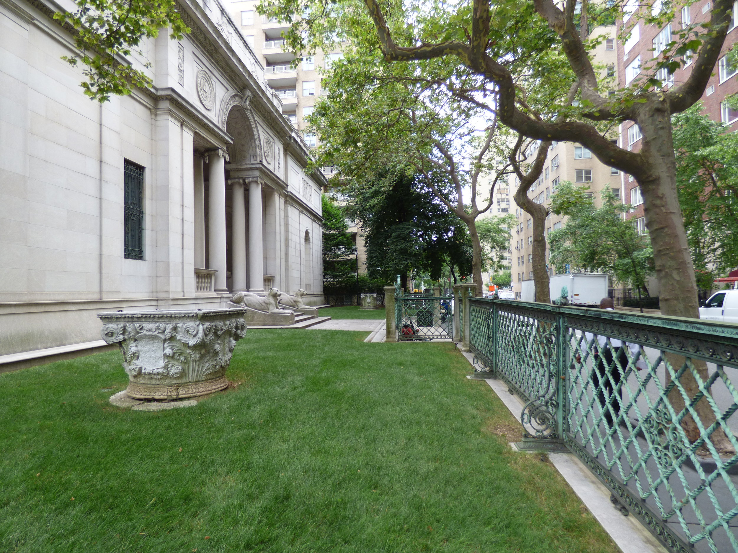 The McKim Building at The Morgan Library & Museum – Exterior
