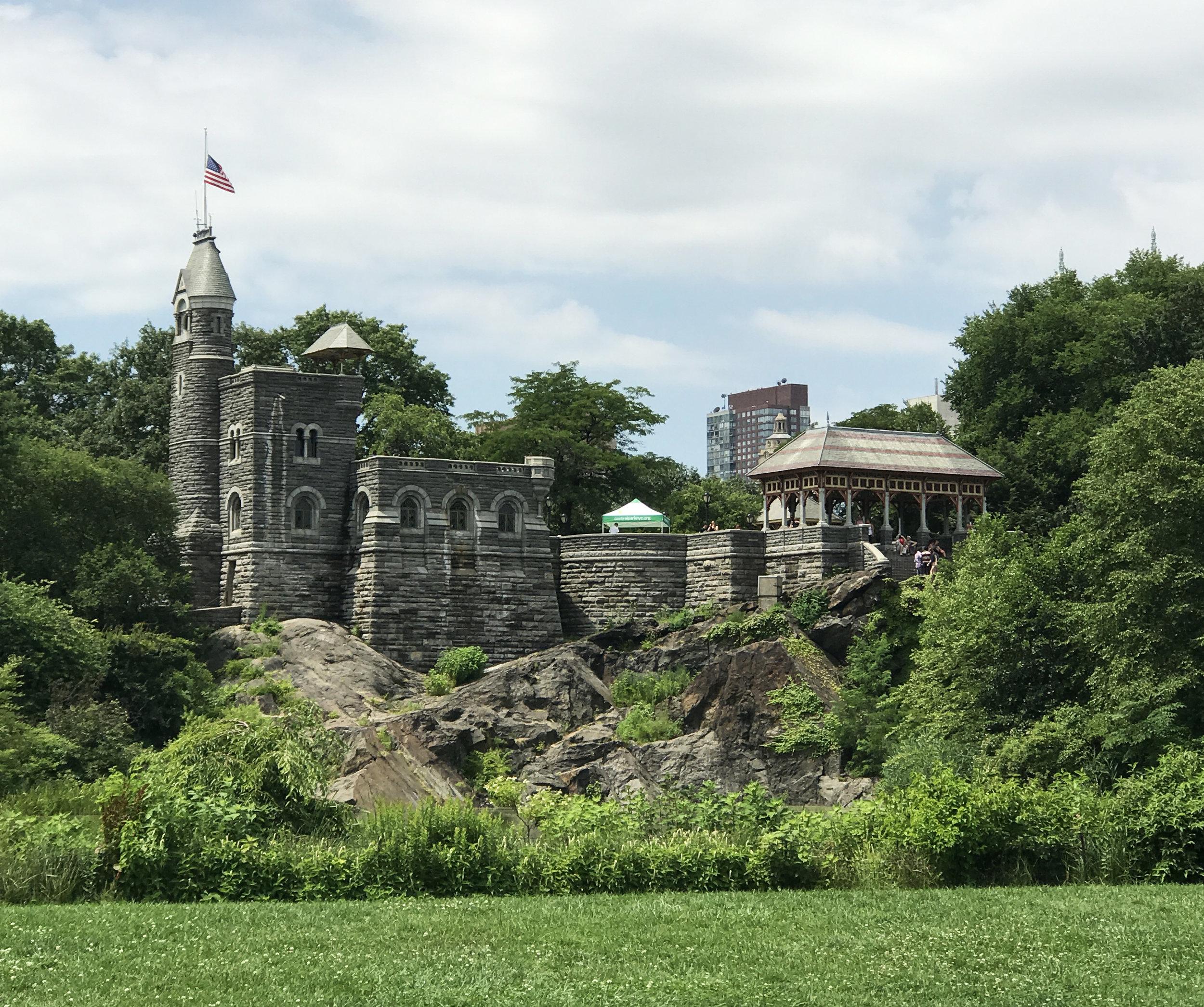 Belvedere Castle, Central Park -