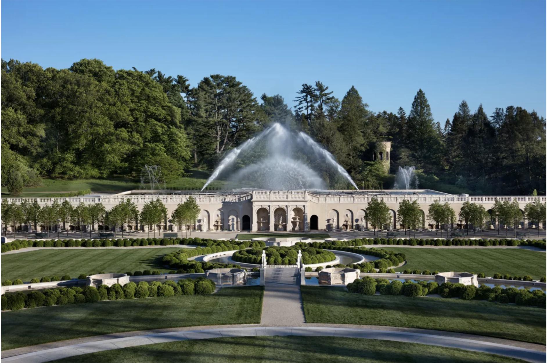 Longwood Gardens -