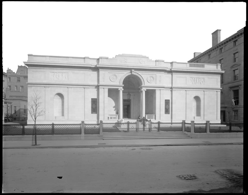 The McKim Building -