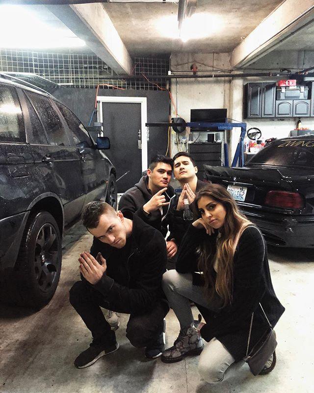 The 253 is so OG #hardstyleeverywhere #squad #hardstyle #crew #friends #trending #gang #ganggang #253 #206