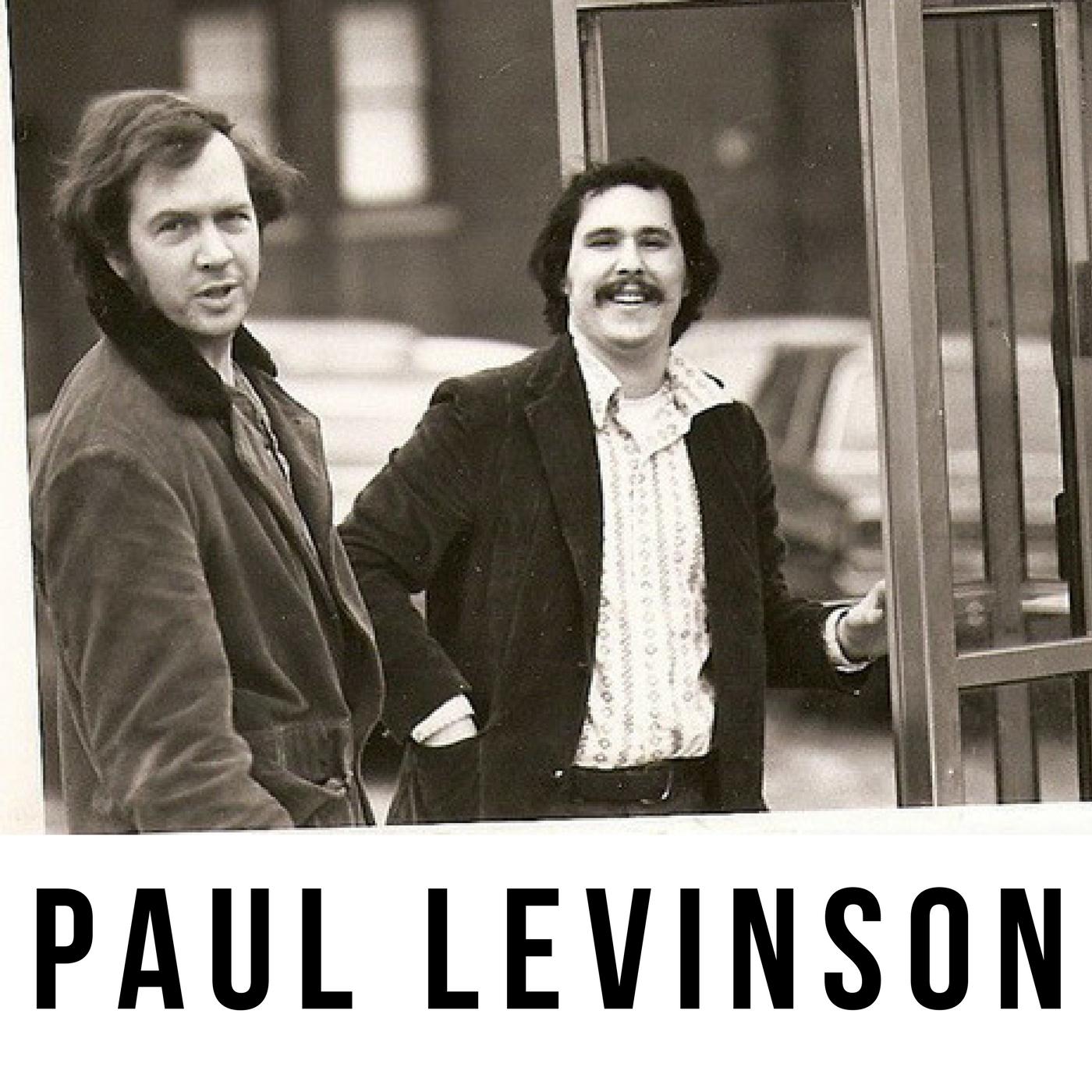 Paul Levinson Music.png