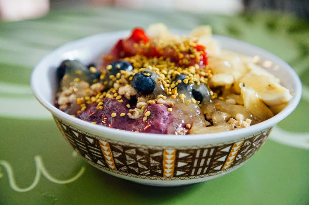 Da Cove Health bar and Cafe - Best post workout spot. Their acai bowls are a must try!  3045 Monsarrat Ave #5, Honolulu, HI 96815