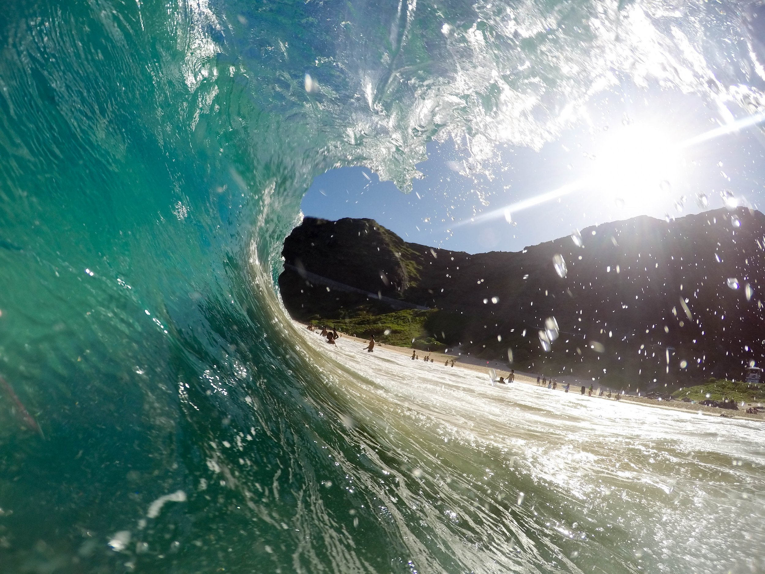 Waikiki is a great spot for beginner Surf lessons. If you want to go snorkeling checkout Haunama bay or Sharks Cove. My top 2 favorite beaches are Makapu'u and Makaha beach!