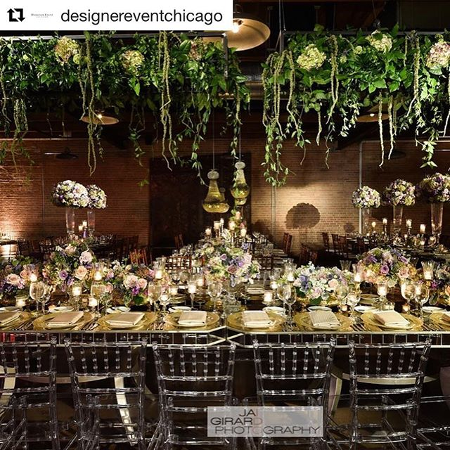 #Repost @designereventchicago with @get_repost ・・・ Enchanted Romance