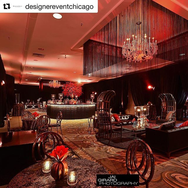 #Repost @designereventchicago with @get_repost ・・・ Ultra Luxe Lounge